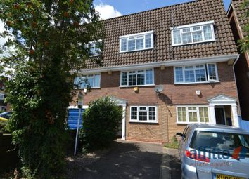 Thumbnail 3 bed town house for sale in Waldale Drive, Stoneygate, Leicester