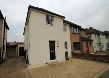 Thumbnail 4 bed semi-detached house to rent in Diban Avenue, Hornchurch
