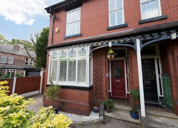 Thumbnail 4 bed semi-detached house for sale in Hardy Grove, Worsley, Manchester