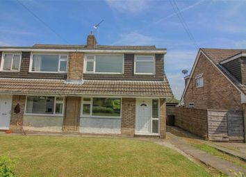 Thumbnail 3 bed semi-detached house to rent in Holcombe Lee, Bury
