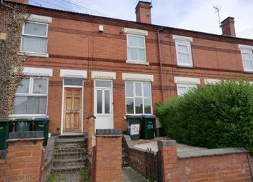 Thumbnail 4 bed terraced house to rent in Swan Lane, Stoke, Coventry