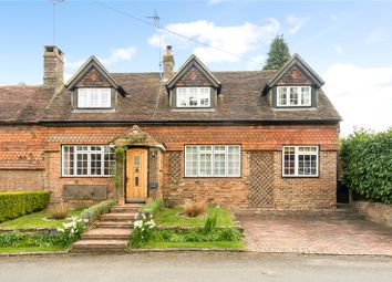 Thumbnail 4 bed detached house for sale in The Street, Warninglid, Haywards Heath, West Sussex