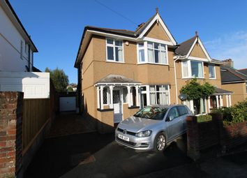 Thumbnail 3 bed semi-detached house for sale in Reddington Road, Plymouth