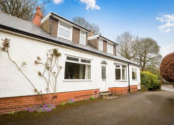 Thumbnail 5 bed detached house for sale in Rhyddyn Hill, Caergwrle, Wrexham