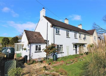 Thumbnail 3 bedroom semi-detached house for sale in Springfield, Membury, Near Axminster