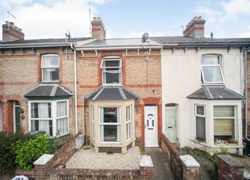 Thumbnail 3 bed terraced house for sale in Maxwell Street, Taunton