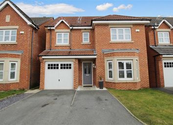 4 bed detached house for sale in The Brambles, New Hartley, Whitley Bay NE25