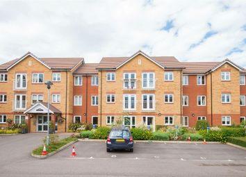 Thumbnail 1 bed flat for sale in Goodes Court, Royston, Hertfordshire
