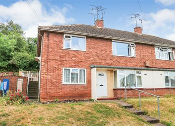 Thumbnail 2 bed flat for sale in Hillside Close, Worcester