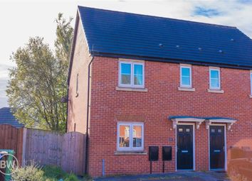 Thumbnail 3 bedroom semi-detached house for sale in North Croft, Atherton, Manchester