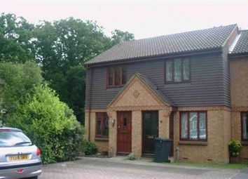 Thumbnail 2 bedroom terraced house to rent in Great Oaks Chase, Chineham, Basingstoke