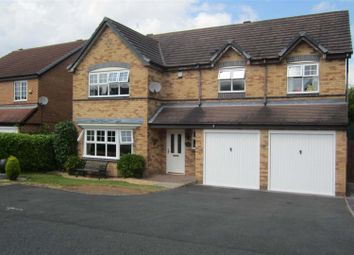 Thumbnail 4 bed detached house to rent in St. Helier Drive, Dawley Bank, Telford