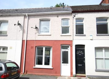 Thumbnail 2 bed terraced house for sale in Arail Street, Six Bells, Abertillery