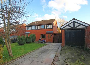 Thumbnail 2 bed semi-detached house for sale in Margaret Street, Blackburn