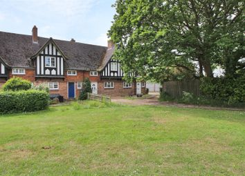 2 bed semi-detached house for sale in Long Barn Road, Weald, Sevenoaks TN14