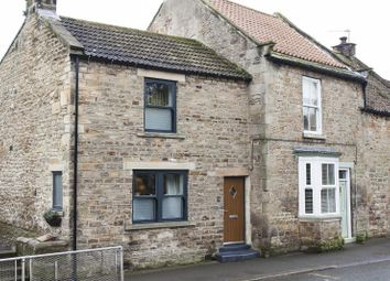 Thumbnail 2 bed end terrace house for sale in Winston Road, Staindrop, County Durham