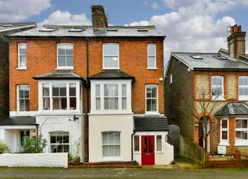 Thumbnail 4 bed semi-detached house for sale in Cornfield Road, Reigate