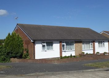 Thumbnail 2 bed semi-detached bungalow for sale in Kirkstone Avenue, Ramsgate, Kent