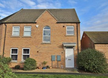 Thumbnail 3 bed semi-detached house for sale in Willow Gardens, Selby