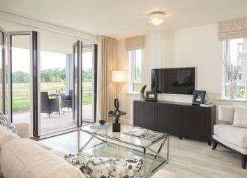 "Thumbnail 2 bed flat for sale in ""2 Bedroom Apartment"" at Hauxton Road, Trumpington, Cambridge"