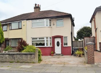 Thumbnail 3 bed semi-detached house for sale in Winchester Avenue, Aintree, Liverpool