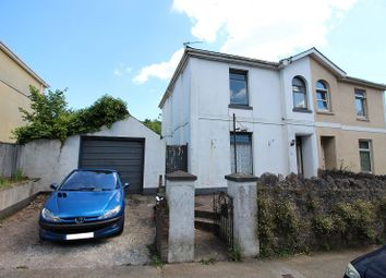 Thumbnail 3 bed semi-detached house for sale in Upton Road, Torquay
