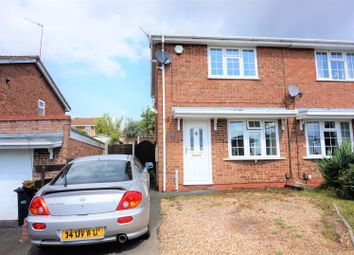 Thumbnail 2 bedroom semi-detached house for sale in Brelades Close, Dudley