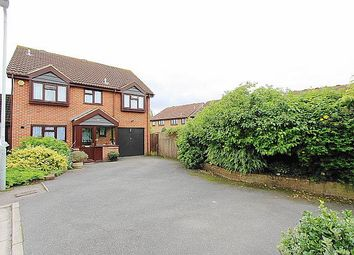 Thumbnail 6 bed detached house for sale in Chirk Close, Yeading