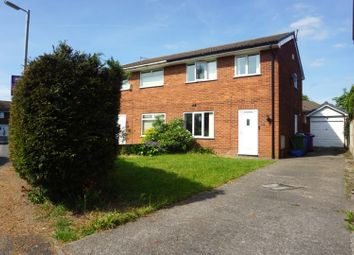 Thumbnail 3 bed semi-detached house for sale in Conwy Drive, Liverpool