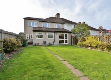 Thumbnail 5 bed semi-detached house for sale in Long Lane, Bexleyheath