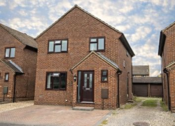 Thumbnail 4 bed detached house for sale in Cavalier Close, Theale, Reading