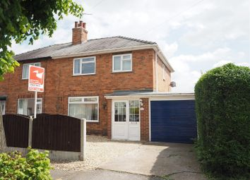 Thumbnail 3 bed semi-detached house for sale in Chestnut Avenue, Newark