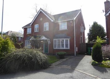 Thumbnail 3 bed semi-detached house to rent in Bronington Close, Northenden, Northenden