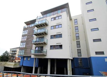 Thumbnail 2 bed flat for sale in Centauri Court, Sovereign Harbour