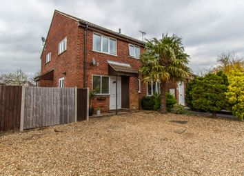 Thumbnail 1 bed terraced house for sale in Willow Close, Burbage