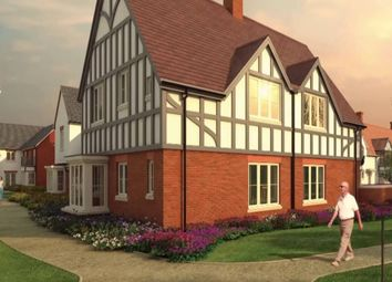 Thumbnail 2 bed flat for sale in Brereton Frog Lane Gatesheath, Tattenhall, Chester