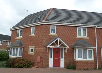 Thumbnail 3 bedroom semi-detached house to rent in Pacific Way, Pride Park, Derby.
