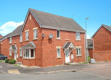 Thumbnail 3 bed semi-detached house to rent in Monck Drive, Nantwich