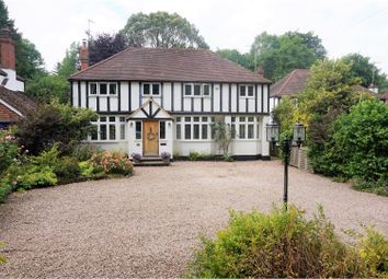 Thumbnail 4 bed detached house for sale in Watercroft Road, Halstead, Sevenoaks