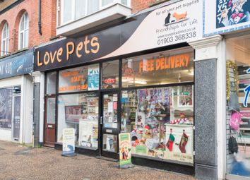 Thumbnail Retail premises for sale in Beach Road, Littlehampton