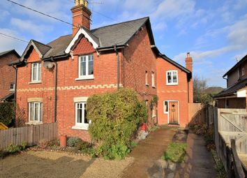 Thumbnail 3 bed semi-detached house for sale in Duddasbrook Cottages, Eversley Road, Yateley