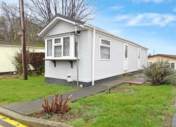 Thumbnail 2 bed bungalow for sale in Temple Grove Park, Chelmsford, Essex
