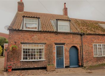 Thumbnail 2 bed terraced house for sale in Main Street, North Frodingham