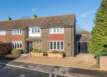 Thumbnail 4 bed semi-detached house for sale in Warrenne Road, Brockham, Betchworth