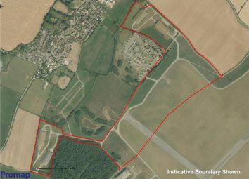 Thumbnail Land for sale in Land & Buildings, Former Hullavington Airfield, Chippenham, Wiltshire, UK