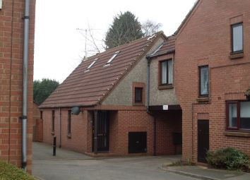 Thumbnail 1 bed town house to rent in Wood Street, Earl Shilton