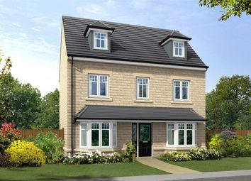 "Thumbnail 5 bedroom detached house for sale in ""The Kenilworth"" at Sykes Lane, Silsden, Keighley"