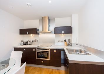 Thumbnail 1 bed flat to rent in South Stand Apartments, Highbury Stadium Square, Islington