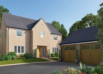 "Thumbnail 5 bed detached house for sale in ""The Woodborough"" at Bede Ling, West Bridgford, Nottingham"