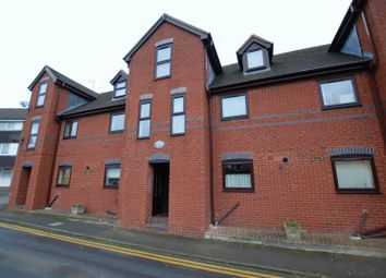 Thumbnail 2 bed flat for sale in Saul Court, Stone Road, Uttoxeter
